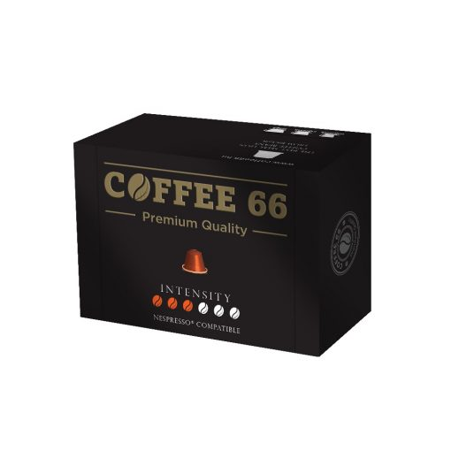 Brazil Santos Nespresso kompatibilis kávékapszula - 10 db
