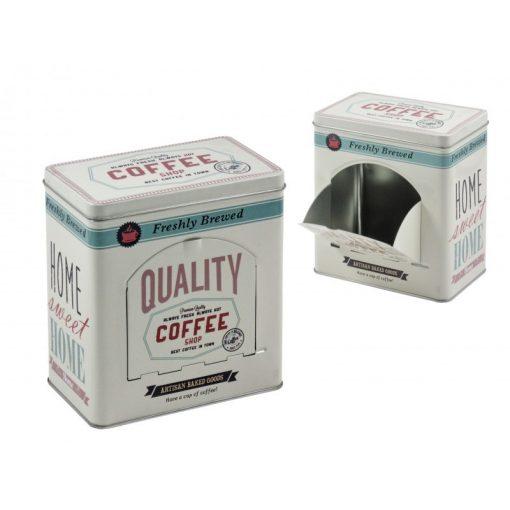 Quality Coffee box kapszula tartó doboz