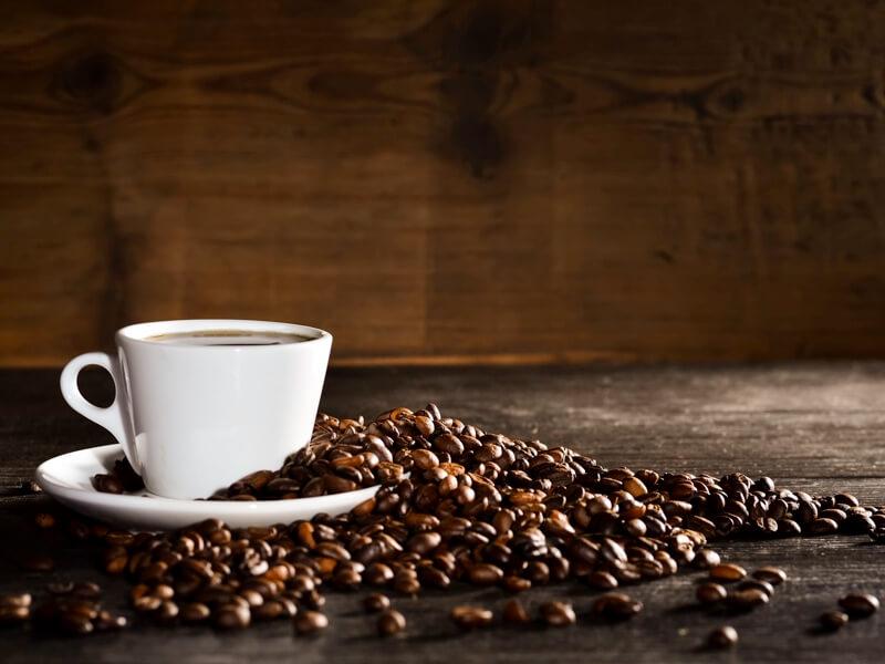 A kávéról…